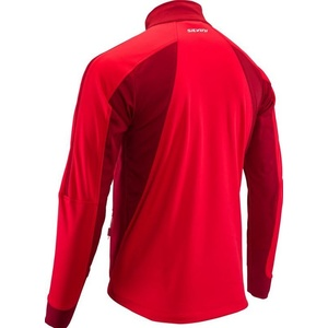 Men softshell jacket Silvini ANTEO MJ1301 red, Silvini