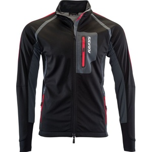 Men softshell jacket Silvini ANTEO MJ1301 black, Silvini