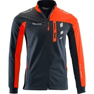 Men softshell jacket Silvini CASINO MJ701 charcoal, Silvini