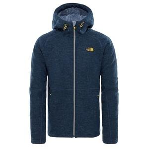 Sweatshirt The North Face M ZERMATT FULL ZIP H SHADY BLUE HTHR CF98HKW, The North Face