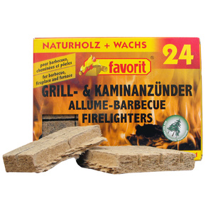 Solid firelighter Favorit 24ks 1245.015, Favorit