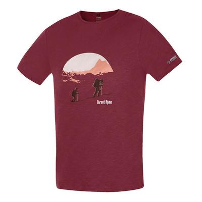 T-shirt Direct Alpine Bosco rosewood (ascent)