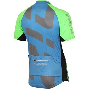Bike jersey Lasting MD74 blue-green, Lasting