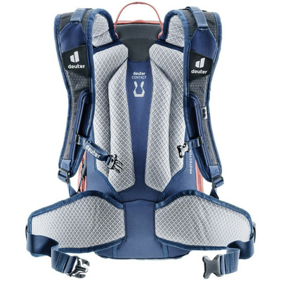 Cycling backpack Deuter Attack 20 graphite / shale, Deuter
