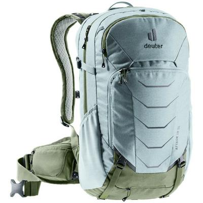 Women's backpack Deuter Attack 18 SL sage / khaki, Deuter