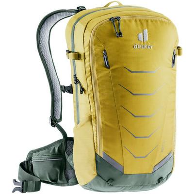 Cycling backpack Deuter Flyt 14 turmeric / ivy, Deuter