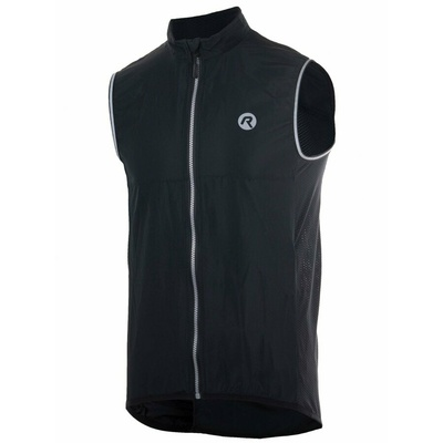 Cycling vest Rogelli MOVE with breathable back, black 004.201, Rogelli