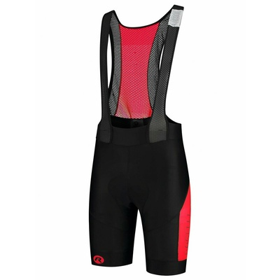 Shorts to round Rogelli TYRO, black and red 002.228, Rogelli