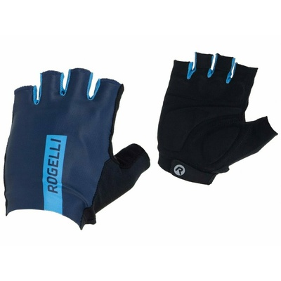 Cycling gloves Rogelli PACE, blue 006.381, Rogelli