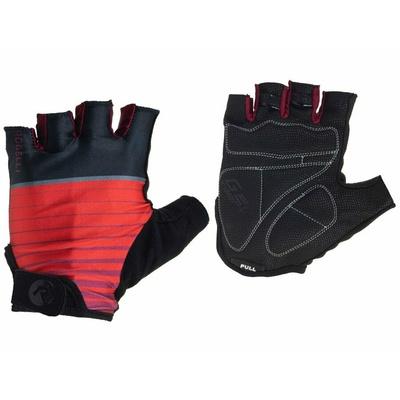 Cycling gloves Rogelli HERO, black and red 006.963, Rogelli