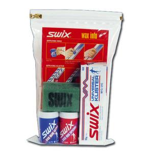 P 27 SWIX set waxes, Swix