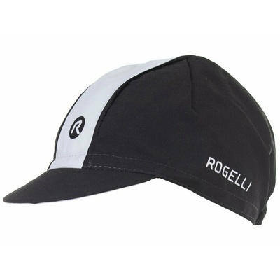 Cycling cap under helmet Rogelli RETRO, black and white 009.966, Rogelli