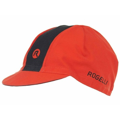 Cycling cap under helmet Rogelli RETRO, red-black 009.969, Rogelli