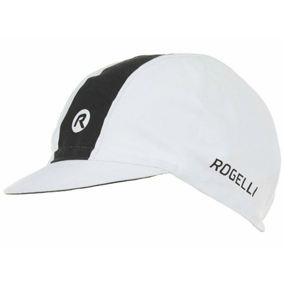 Cycling cap under helmet Rogelli RETRO, white-black 009.970, Rogelli