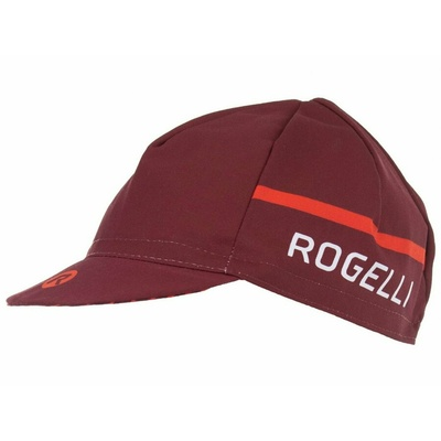 Cycling cap under the helmet Rogelli HERO, burgundy-red 009.973, Rogelli