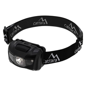 Headlamp Compass LED 80lm black, Compass