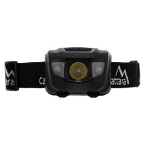 Headlamp Compass LED 80lm black, Compass