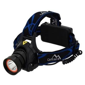 Headlamp Compass LED 400lm (1x XM-L+15x SMD), Compass