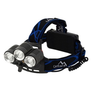Headlamp Compass LED 400lm (1x XM-L+2x XP-E), Compass