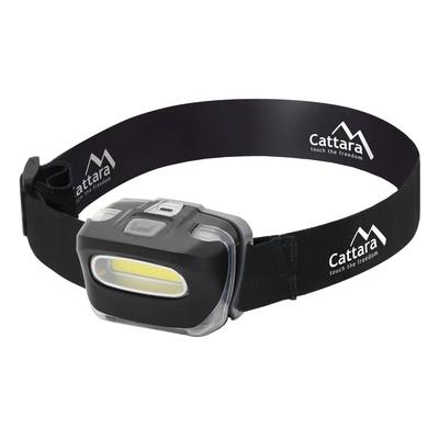 Headlamp Cattara HORNET 130lm COB 3xAAA, Cattara