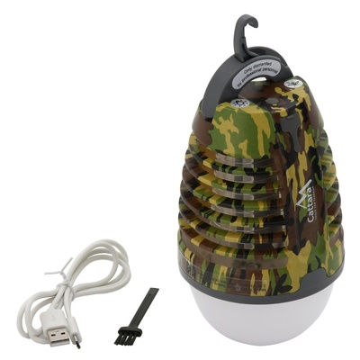 Lamp PEAR ARMY Cattara charging + trap insect, Cattara