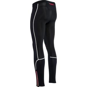 Men elastic pants Silvini MOVENZA MP1312 black, Silvini