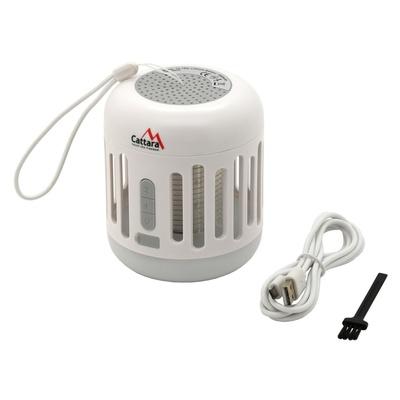 Lamp MUSIC CAGE Cattara Bluetooth charging + UV trap insect, Cattara