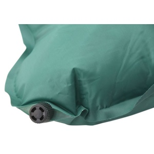 Pillow self-inflating Cattara BONE 40x25x13cm green, Cattara