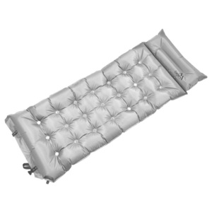 Sleeping pad self-inflating Cattara MIDNIGHT 188x66x6cm with pillow, Cattara