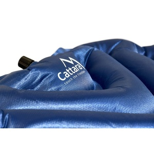 Sleeping pad self-inflating Cattara TRACK 215x69cm blue, Cattara