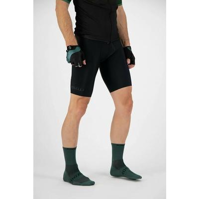 Quick-drying sports socks Rogelli FOREST, khaki 007.155, Rogelli