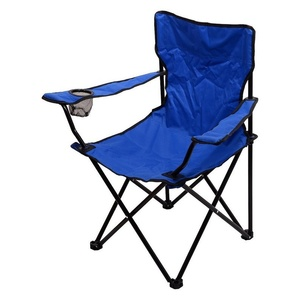 Chair campsite folding Cattara BARI blue