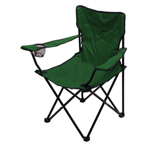 Chair campsite folding Cattara BARI green