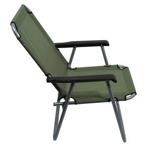 Chair campsite folding Cattara LYON dark green, Cattara