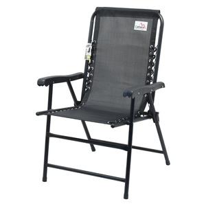 Chair garden folding Cattara TERST black, Cattara