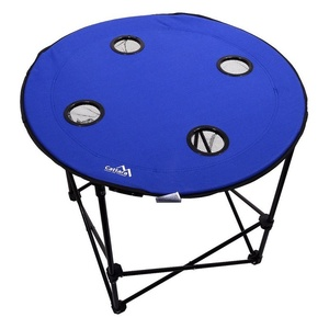 Table camping folding Cattara SPLIT blue, Cattara