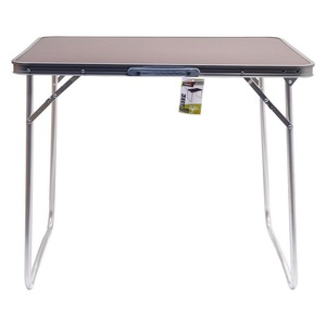 Table camping folding Cattara BALATON brown, Cattara