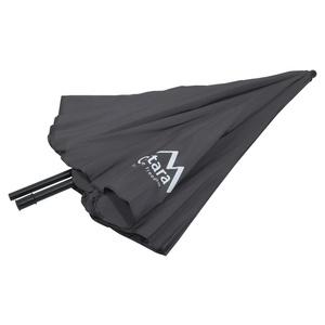 Parasol folding Cattara TERST 180cm grey, Cattara