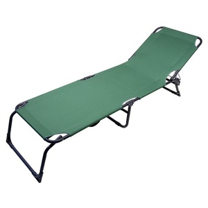 Camp-bed campsites folding Cattara BERLIN green, Cattara