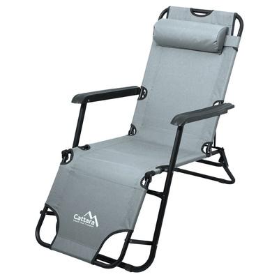 Lounger/chair Cattara COMFORT gray