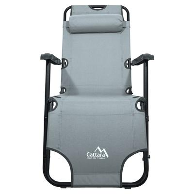 Lounger/chair Cattara COMFORT gray, Cattara