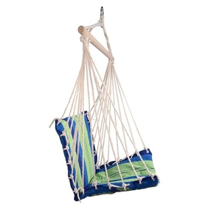 Hammock net to sitting Cattara Hammock Chair blue-green, Cattara