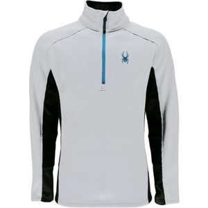 Sweater Spyder Men `s Outbound MW Half Zipper 415034-100, Spyder