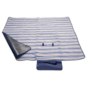 Picnic blanket Cattara FLEECE 150x135cm blue, Cattara