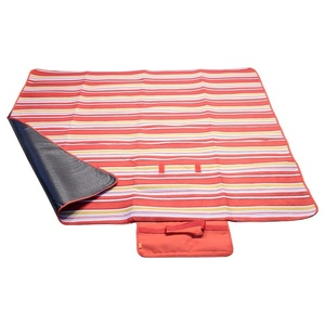 Picnic blanket Cattara FLEECE 150x135cm red, Cattara
