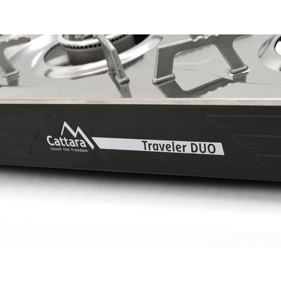 Gas cooker Cattara Traveler DUO, Cattara