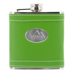 Flask Cattara green 175ml, Cattara