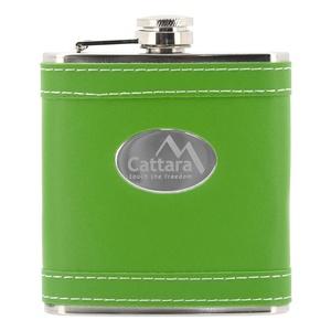 Flask Cattara green 175ml, Cattara
