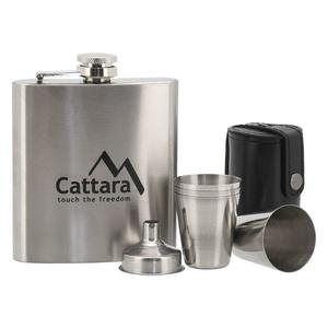 Flask set Cattara 1+4 175ml, Cattara