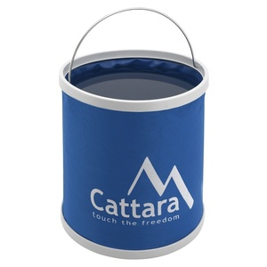Heat-Indicating Cup to water Cattara folding 9 l